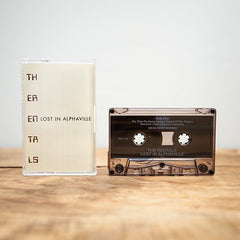 THE RENTALS - lost in alphaville - CASSETTE TAPE