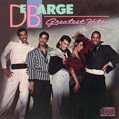 DEBARGE - greatest hits - BRAND NEW SEALED CASSETTE TAPE