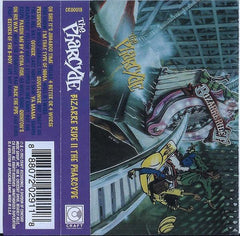 THE PHARCYDE - Bizarre Ride II the Pharcyde [reissue] - BRAND NEW CASSETTE TAPE