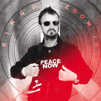 RINGO STARR - zoom in - BRAND NEW CASSETTE TAPE