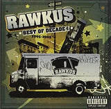 RAWKUS RECORDS - best of decade 1 - BRAND NEW SEALED CASSETTE TAPE