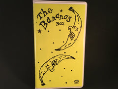 THE BANANAS - BOX SET (3x) - CASSETTE TAPES punk