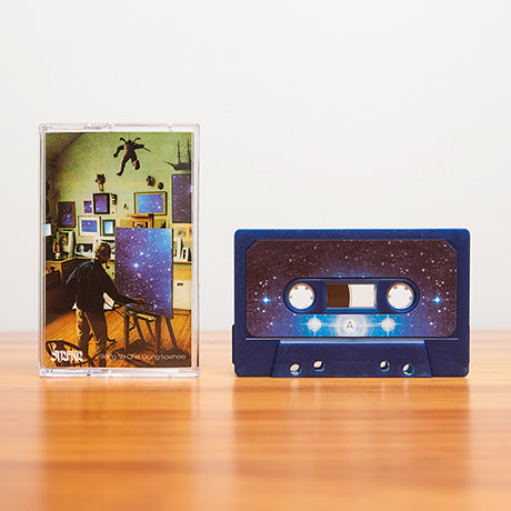 STRFKR - being no one, going nowhere - BRAND NEW CASSETTE TAPE