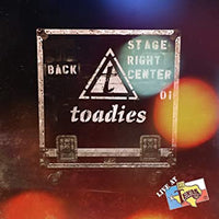 THE TOADIES - live at Billy Bob's Texas - BRAND NEW CASSETTE TAPE