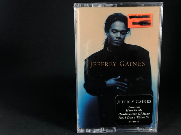 JEFFREY GAINES - s/t - BRAND NEW CASSETTE TAPE