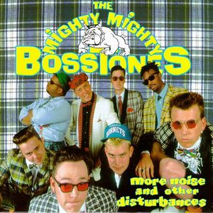 THE MIGHTY MIGHTY BOSSTONES - more noise and other disturbances - BRAND NEW CASSETTE TAPE ska