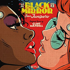 BLACK MIRROR : San Junipero (Original Score) BRAND NEW CASSETTE TAPE - Clint Mansell