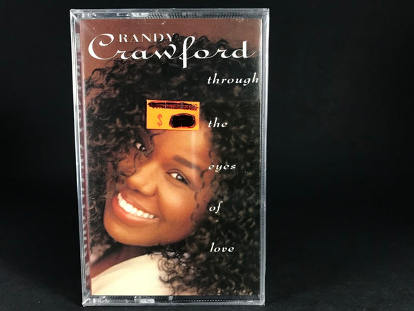 Randy Crawford - Through The Eyes Of Love - BRAND NEW CASSETTE TAPE