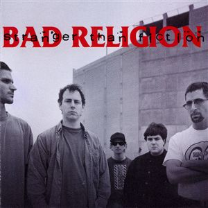 BAD RELIGION - stranger than fiction - BRAND NEW CASSETTE TAPE [REISSUE]