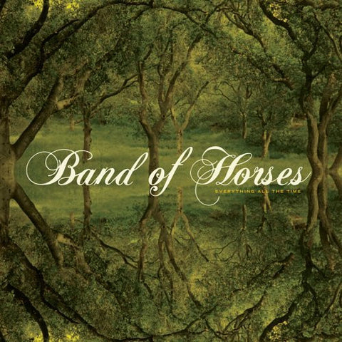 BAND OF HORSES - everything all the time - BRAND NEW CASSETTE TAPE