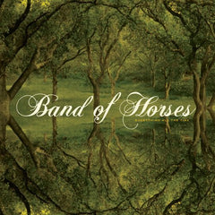 BAND OF HORSES - everything all the time - BRAND NEW CASSETTE TAPE - rock