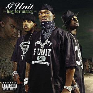 G-UNIT - beg for mercy - BRAND NEW SEALED CASSETTE TAPE