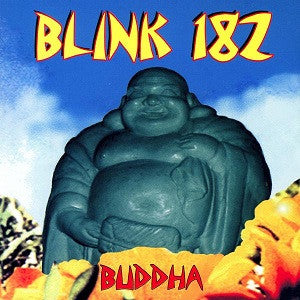 BLINK 182 - buddha - BRAND NEW CASSETTE TAPE