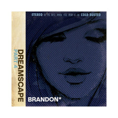 BRANDON* - dreamscape part 4 - BRAND NEW CASSETTE TAPE electronic