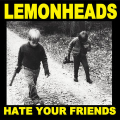 LEMONHEADS - hate your friends - BRAND NEW CASSETTE TAPE punk