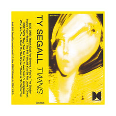 TY SEGALL - twins - BRAND NEW CASSETTE TAPE
