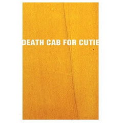 DEATH CAB FOR CUTIE - the photo album - BRAND NEW CASSETTE TAPE