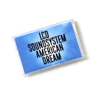 LCD SOUNDSYSTEM - american dream - BRAND NEW CASSETTE TAPE