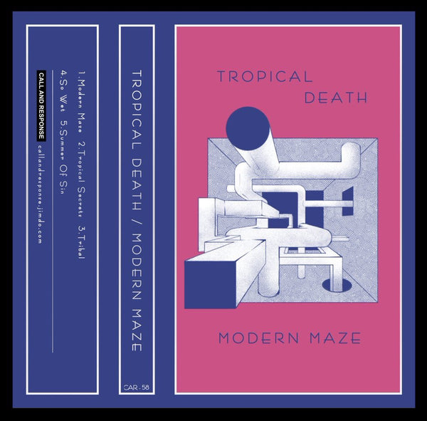 TROPICAL DEATH - modern maze - CSD 2017