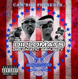 THE DIPLOMATS - diplomatic immunity (double cassette) - BRAND NEW SEALED TAPE