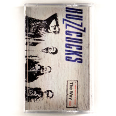 BUZZCOCKS - the way - BRAND NEW CASSETTE TAPE