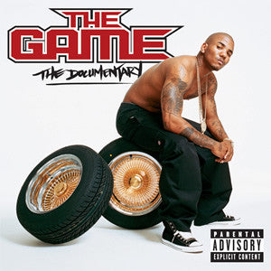 THE GAME - the documentary - BRAND NEW SEALED CASSETTE TAPE