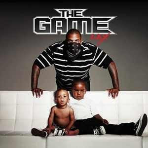 THE GAME - lax - BRAND NEW SEALED CASSETTE TAPE