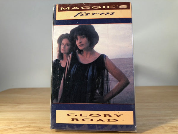 MAGGIE'S FARM - glory road (cassingle) - BRAND NEW CASSETTE TAPE