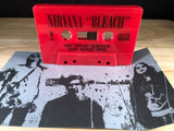 NIRVANA - Bleach [Tapehead City exclusive] - BRAND NEW CASSETTE TAPE [PRE-ORDER]