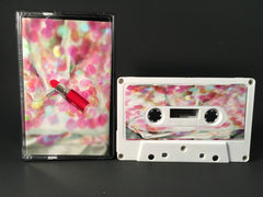 ATRAIAME - weirdo goes to the disco - CASSETTE TAPE