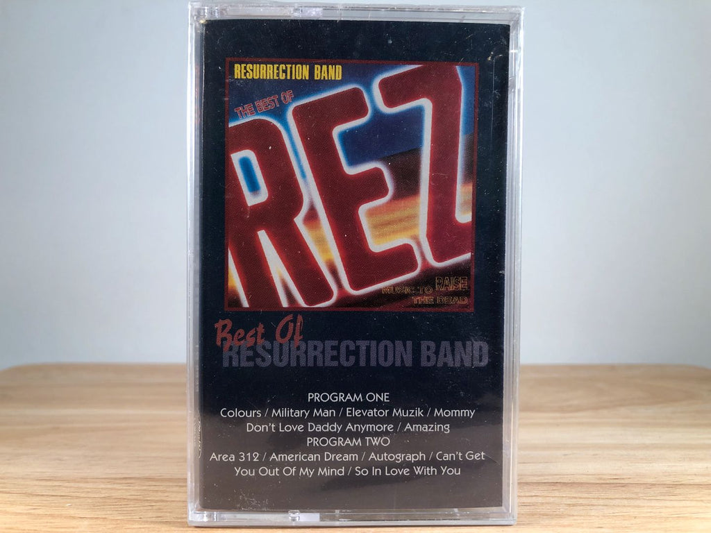 THE RESURRECTION BAND - best of - BRAND NEW CASSETTE TAPE