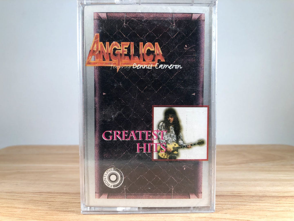 ANGELICA - greatest hits - BRAND NEW CASSETTE TAPE