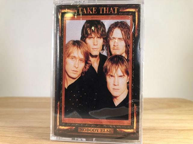 TAKE THAT - nobody else - BRAND NEW CASSETTE TAPE