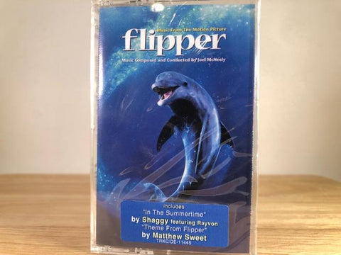 FLIPPER - soundtrack - BRAND NEW CASSETTE TAPE