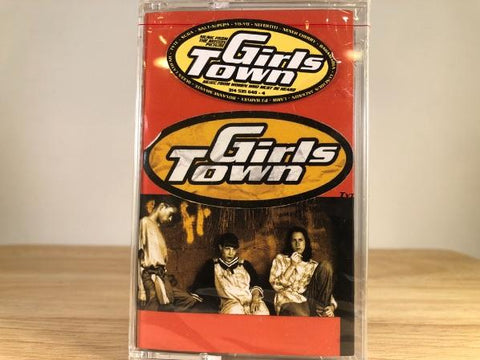 GIRLS TOWN - soundtrack - BRAND NEW CASSETTE TAPE