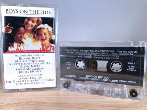 BOYS ON THE SIDE - soundtrack - CASSETTE TAPE-2