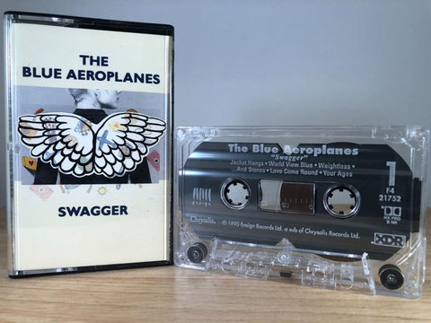 THE BLUE AEROPLANES - CASSETTE TAPE