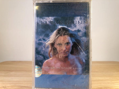 ELMEAR QUINN - through the lens of a tear - BRAND NEW CASSETTE TAPE [made in indonesia]