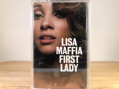 LISA MAFFIA - first lady - BRAND NEW CASSETTE TAPE [made in indonesia]