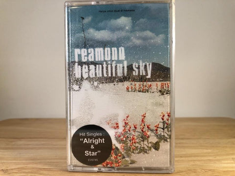 REAMONN - beautiful sky - BRAND NEW CASSETTE TAPE [made in indonesia]