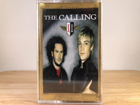 THE CALLING - two - BRAND NEW CASSETTE TAPE [made in indonesia]