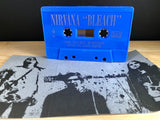 NIRVANA - Bleach [Tapehead City exclusive] - BRAND NEW CASSETTE TAPE