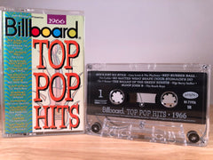 BILLBOARD TOP POP HITS - 1966 - CASSETTE TAPE