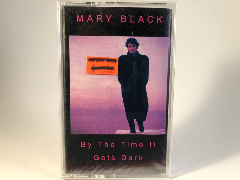 Mary Black – by the time it gets dark - BRAND NEW CASSETTE TAPE - Irish