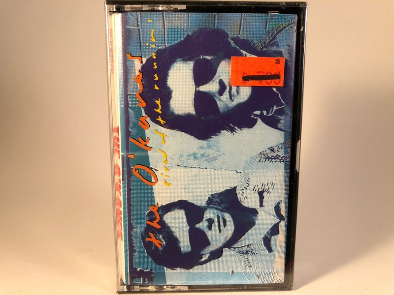 The O'Kanes – Tired Of The Runnin' - BRAND NEW CASSETTE TAPE