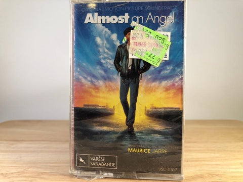 ALMOST AN ANGEL - soundtrack - BRAND NEW CASSETTE TAPE