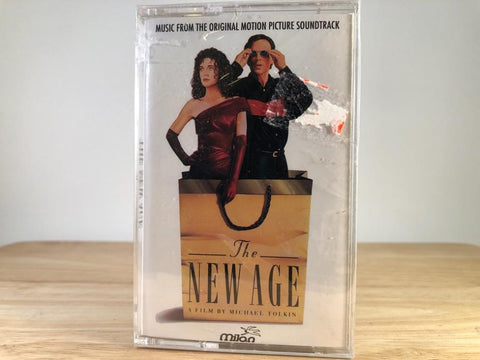 THE NEW AGE - soundtrack - BRAND NEW CASSETTE TAPE