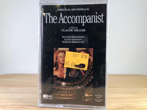 THE ACCOMPANIST - soundtrack - BRAND NEW CASSETTE TAPE