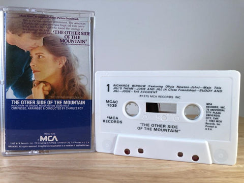 THE OTHER SIDE OF THE MOUNTAIN - soundtrack - CASSETTE TAPE