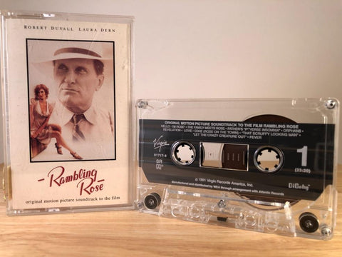RAMBLING ROSE - soundtrack - CASSETTE TAPE